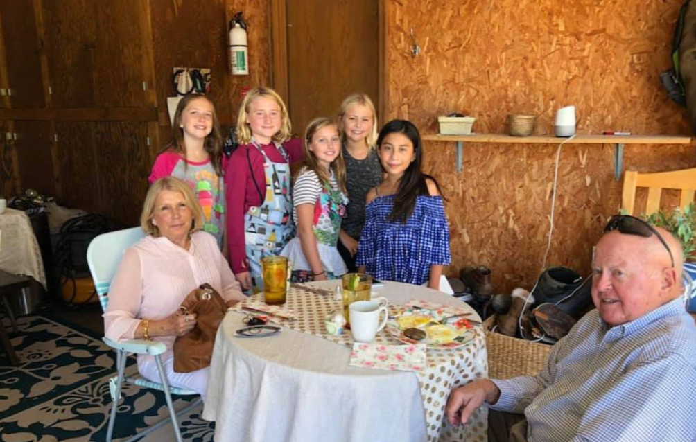5th grade girls open restaurant to help kids in need