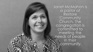 Faces of CarePortal: Janet, Pastor