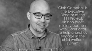 The Faces of CarePortal: Chris, Ministry Partner