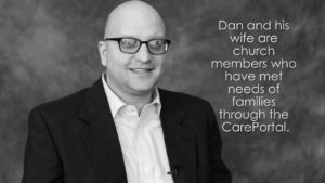The Faces of CarePortal: Dan, Church Member
